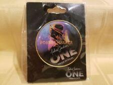 Cirque du Soleil Michael Jackson's ONE Show Collector's Lapel Pin Exclusive RARE