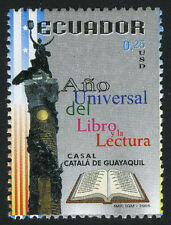 Ecuador 1737, MNH. Intl. Year of Books and Reading, 2005