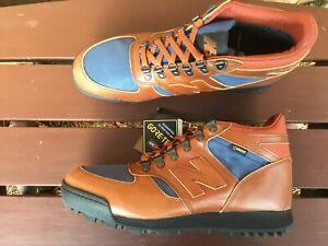 New Balance Rainier Hiking Shoes - HLRAINOG Gore-tex Trail Boots 7.5