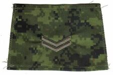 Obsolete Modern Canadian Army CADPAT Unfinished Corporal Epaulette
