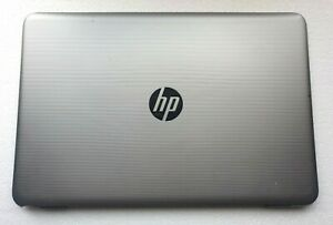 "Genuine HP 17-X 17-Y 17.3"" LCD Screen Rear Lid Cover SILVER 441.08C0B.0002"
