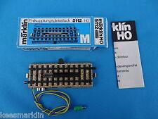Marklin 5112 Electric De-Coupler  M Track
