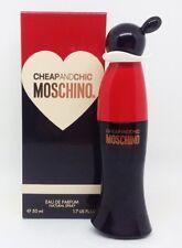 Cheap and chic Moschino 50ml. Eau de Parfum spray. caja no sellada / not sealed
