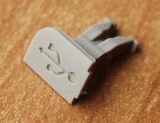 ORIGINAL NOKIA 6300 USB-COVER, USB-ABDECKUNG, ALL GOLD (NEU, 9902985)