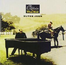 ELTON JOHN - THE CAPTAIN & THE KID (CD 2006) MERCURY RECORDS (NEW, SEALED)