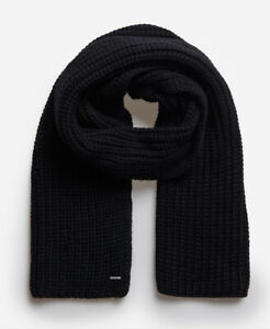 Superdry Womens Super Chunky Scarf Size 1Size