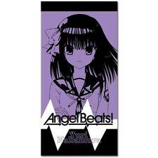 Angel Beats! Yuri Purple Towel