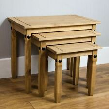 Pine Rustic Console Tables