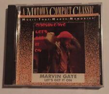 Let's Get It On by Marvin Gaye (CD, Nov-2010, Motown)