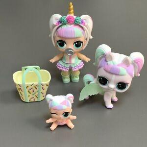 Ultra Rare Pet & lil & big L.O.L. LOL Surprise UNICORN Series 3 Doll toy Altro