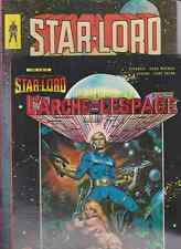 LOT DE 2 ALBUMS GEANTS STAR LORD (PORT GRATUIT/BD SUPPLEM.) ARTIMA COLOR MARVEL