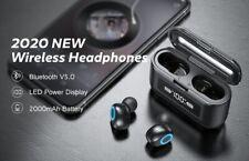 Wireless Bluetooth Earphone with Microphone Sports Waterproof Wireless Headphone