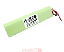 Diving Lamp Battery Ni-MH 7.2V 4000mAh DIY for Powerizer NPA-as5 by FMA cell 6SY