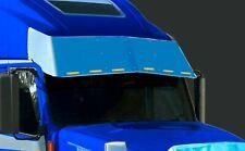 Volvo Vnl 730 780 Vt880 Stainless Steel Drop Visor  # 13979