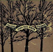 The  Long Goodbye [Digipak] by John Paul White (CD, Jan-2013, Arkam)