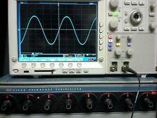 Fluke 6160a Frequency Synthesizer 3 Mhz To 20 Mhz Sine Wave 8 Decades 1 Hz Resol