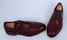 Allen Edmonds 'Madison Park' Wingtip Oxford - Brown - Size 11.5 3E $385