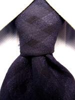 Giorgio Armani Cravatte Blue Silk Tie Made in Italy A2610