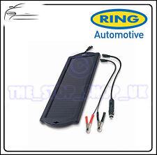 Ring 12v Solar Power Batterie Betreuer Trickle Lader RSP150