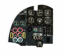 MOSQUITO NF.II/FB.VI PHOTOETCHED, COLORED INSTRUMENT PANEL #4830 1/48 YAHU