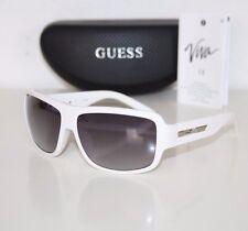GUESS Man Sonnenbrille weiß GU6713 WHT-35F NEU