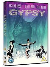 GYPSY DVD - NATALIE WOOD - NEW / SEALED DVD - UK STOCK