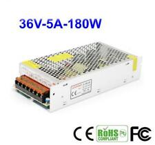 180W 36V 5A Single Output Switching Power Supply Converter for LED Strip Light