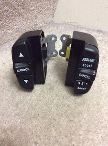 99-04 Honda Odyssey Steering Wheel audio radio cruise control switch