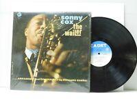 Sonny Cox LP The wailer on Cadet mono