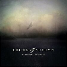 "Crown Of Autumn ""Byzantine horizons"" CD Digipak 2019"