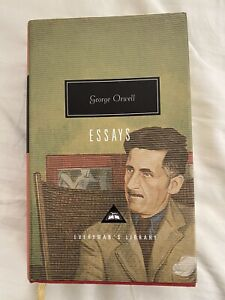 Everyman's Library: Essays by George Orwell (HC/DJ) 1300 pages