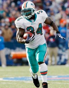 RICKY WILLIAMS 8X10 PHOTO MIAMI DOLPHINS FOOTBALL PICTURE NFL