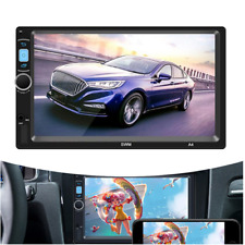 "7"" Android 8.1 Touch screen 2 Din Car Stereo Radio GPS Wifi Touch MP5 Player 16G"