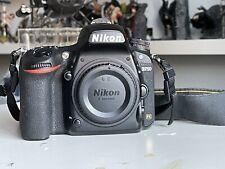 Nikon D750 24.3 MP Digital SLR Camera - Black (Body Only) shutter count 60494