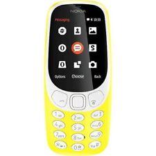 NOKIA 3310 Dual SIM 16MB 2MP Camera Unlocked Sim Phone 2017-Yellow