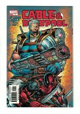Cable & Deadpool #1 | If Looks Could Kill - Part 1 | Marvel Comics - May 2004
