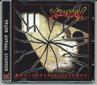"Xentrix ""Shattered Existence"" 1989, CD + OBI-strip"