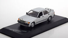 MERCEDES BENZ 190E 2.3 16V 1988 SILVER GTI COLLECTION 217481 1/43 SILBER ARGENT