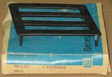 REAR SIDE MARKER LAMP BEZEL, LH Left -fits 70 Pontiac - GM 9799830
