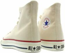 Converse Canvas All Star J HI Natural White Sneakers MADE IN JAPAN Model US 8.5