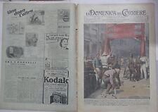LA DOMENICA DEL CORRIERE 25 giugno 1 luglio 1939 Tientsin Treno Benevento Congo