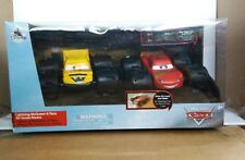 DISNEY STORE CARS 3 ALL-TERRAIN RACERS LIGHTNING MCQUEEN AND TACO