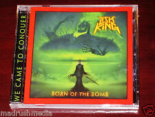 Lich King: Born Of The Bomb CD 2012 Stormspell Records USA SSR-DL94 Original NEW