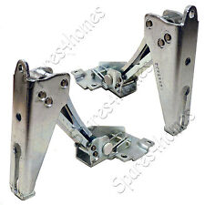 GENUINE SERVIS FRIDGE FREEZER DOOR HINGE HINGES PAIR M7850 M7904/B-I, M791, M793