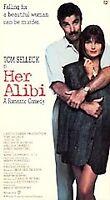 Her Alibi (VHS, 1998) Tom Selleck...003