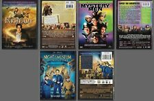 Inkheart / Mystery Men / Night At The Museum 3: Secret Of The Tomb (3 Dvds) 5/20