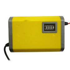 Car Rechargeable Battery Charger 12V 6A Portable Voltage Automatic Charging Kit
