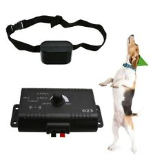 Electronic Wireless Rechargeable 1-3 Dog Fence No-Wire Pet Containment System