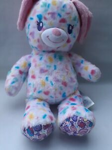 """Build a Bear Candy Paws Dog 16"""" Plush Stuffed rare sweet BAB excellent"""
