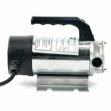 12V DC 10.5GPM Fuel Oil Water Transfer Pump Biodiesel Kerosene Pump Self priming